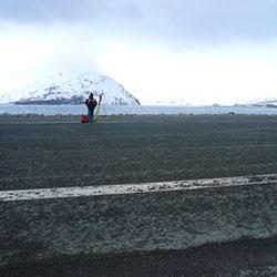 Alaska Airport Land Surveying