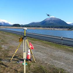 Alaska Airports Surveying