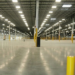 Amazon Distribution Center - interior