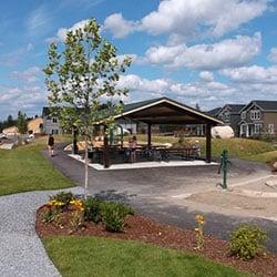 Big Sky Neighborhood Park - shelter