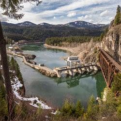 Box Canyon Dam