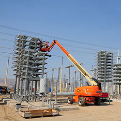 Celilo DC Converter Station - Construction