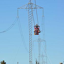 Celilo-Sylmar No 1 Transmission Line - conductor