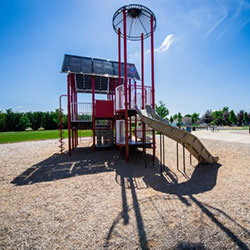 Chegwyn Farms Neighborhood Park - play structure