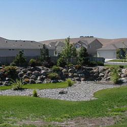 Creekstone Planned Development - storm facility