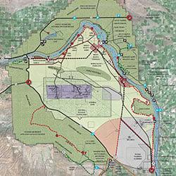 Hanford Community Visioning - concept plan