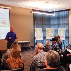 Hanford Community Visioning - public meeting, presentation