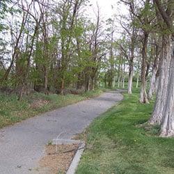 Horn Rapids Industrial Park - path