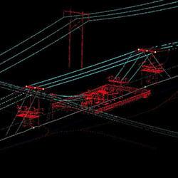 Keeler-Oregon City No. 2 Transmission Line - PLS Cadd