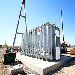 McNary UEC Substation