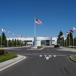 Nautilus World Headquarters - main entry