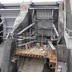 Spillway Gate Rehabilitation