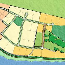 Steigerwald Commerce Center - master plan