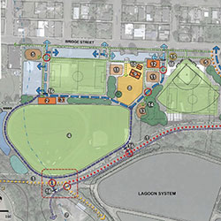 Vernonia Parks and Trails Master Plan - concept plan