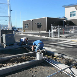 Wanapum Maintenance Center Phase III - construction