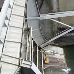 Wanapum Monolith Stabilization - spillway