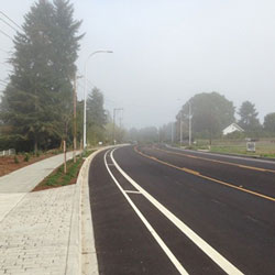 Boones Ferry Road Day - Norwood Complete Street