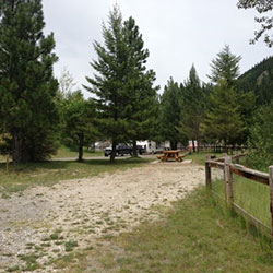 Forebay Recreation Area Camp Ground
