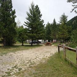 Forebay Recreation Area Camp Ground