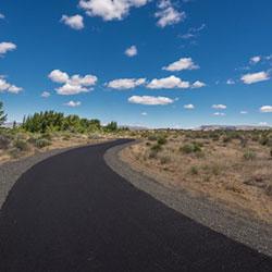 Priest Rapids Recreation Area Trail