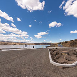 Wanapum Boat Launch