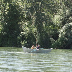 Wenatchee River Gas Crossing Bathymetric Survey
