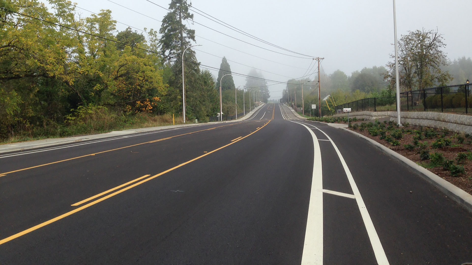 Boones Ferry Road - Day to Norwood complete street