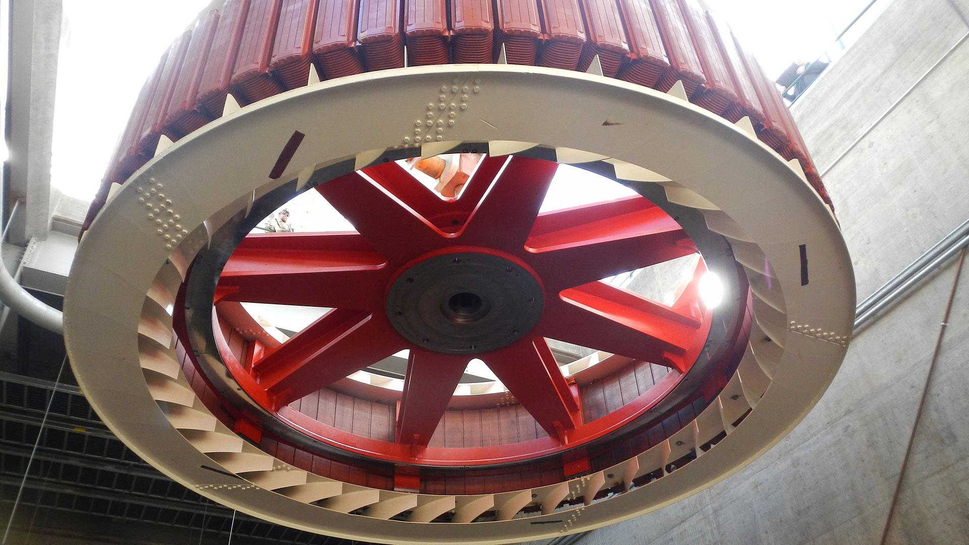 Box Canyon Turbine Upgrades