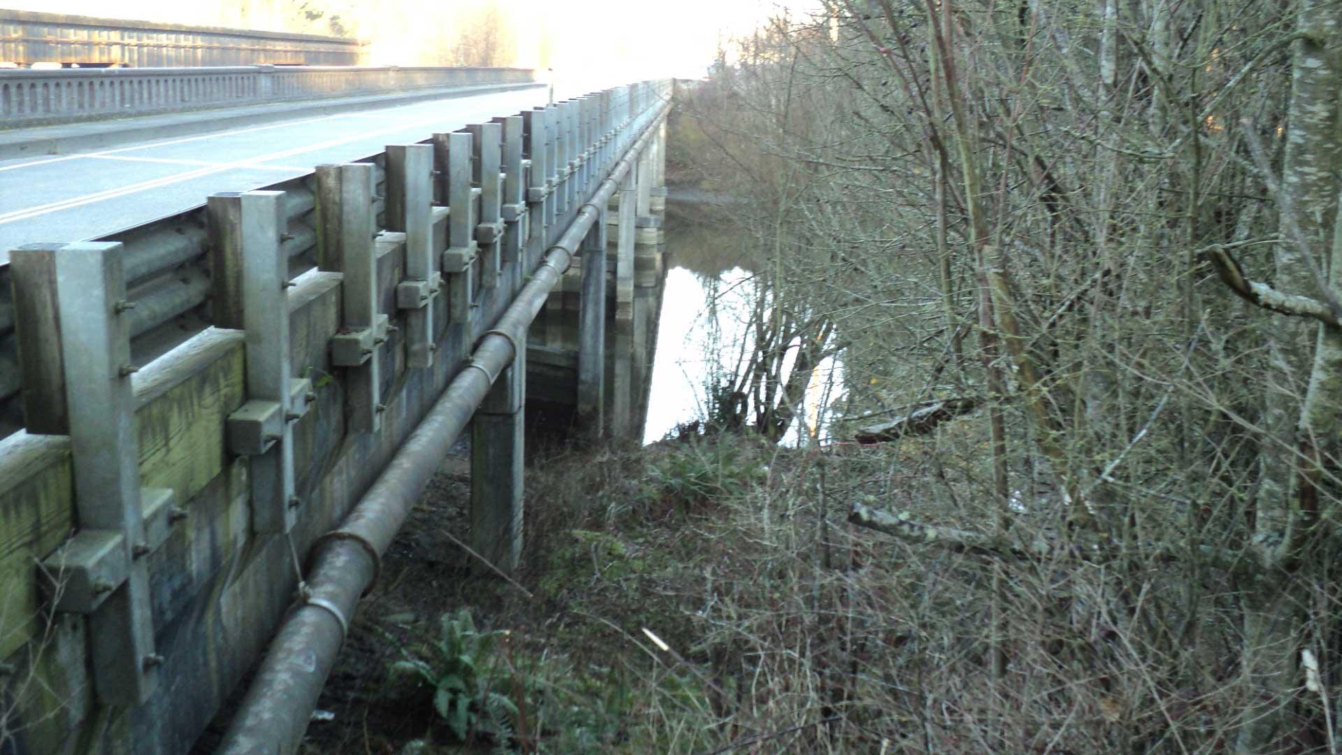 Dakota Creek HD Bridge Replacement