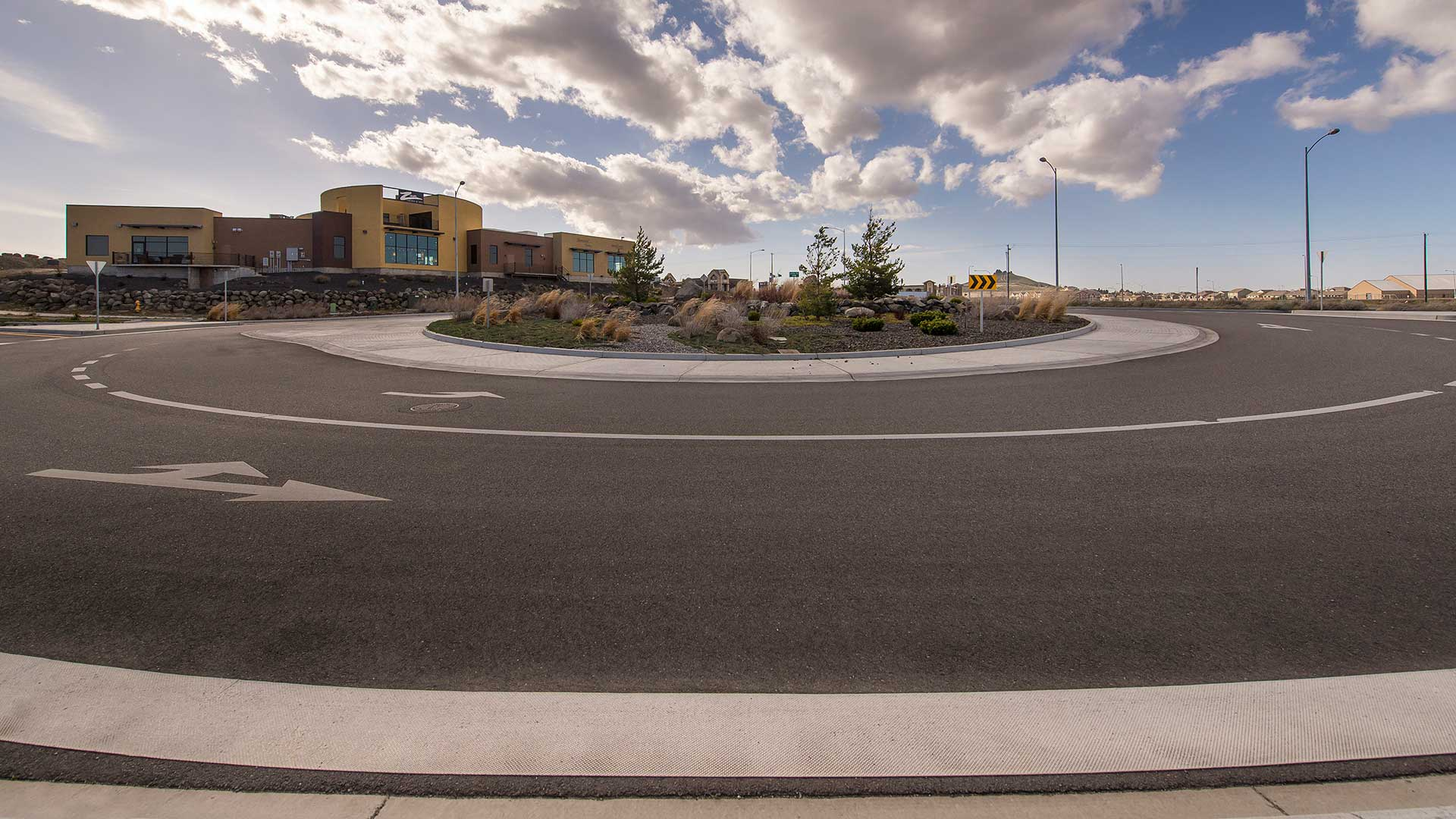 Hildebrand Roundabout