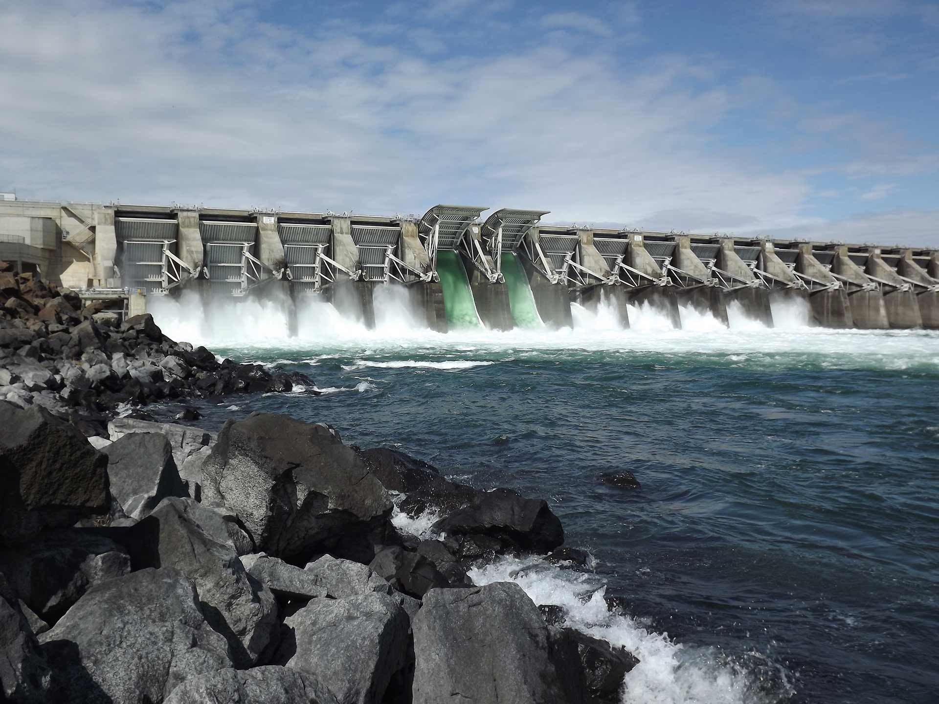 Power Generation - Hydropower