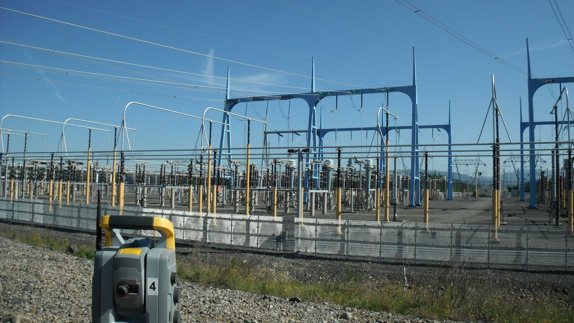 Raver Substation - survey