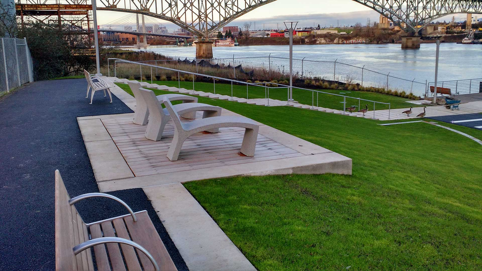 South Waterfront Greenway