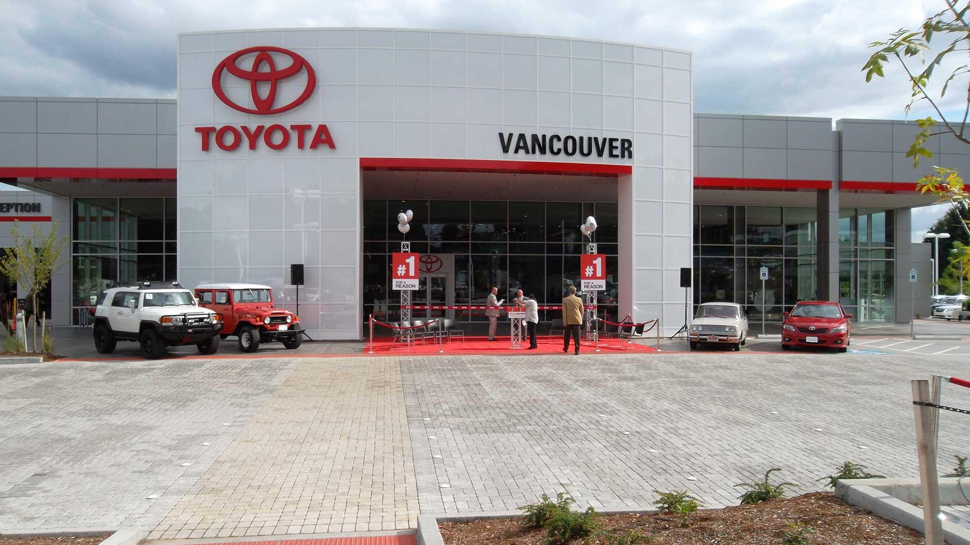 Vancouver Toyota