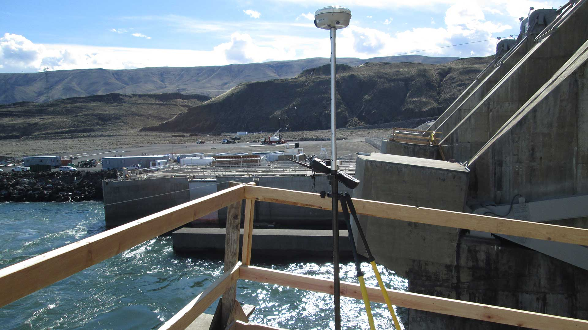 Wanapum Monolith Stabilization - survey